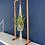 Thumbnail: Copper framed mini macrame plant hanger