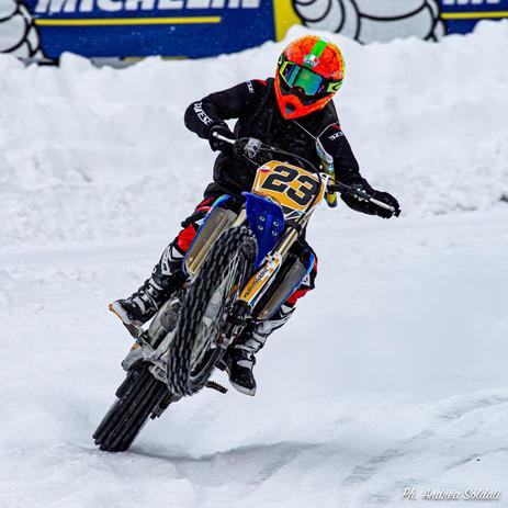 Ice Trophy Elia Bartolini