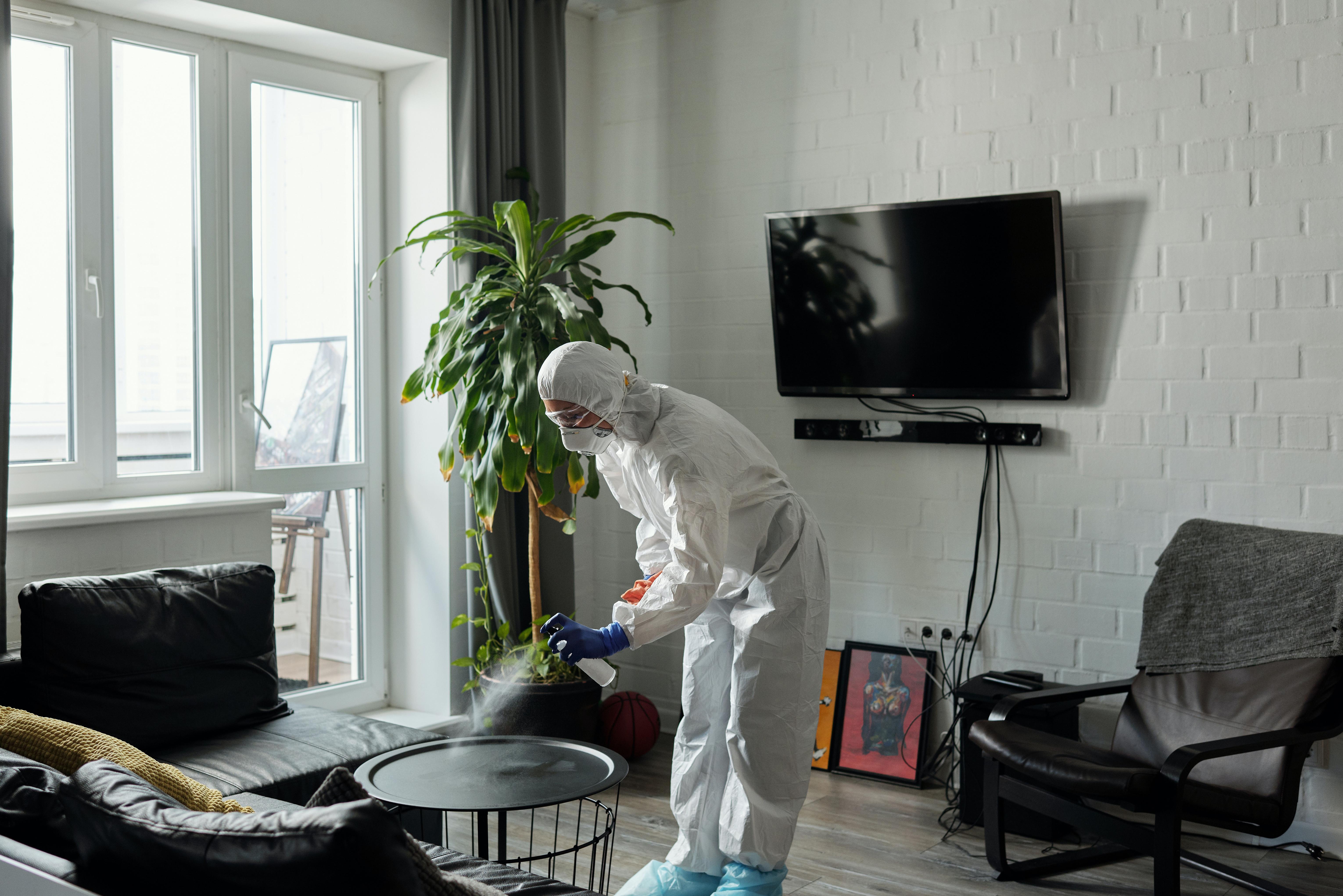 Home-Sanitisation - 5BHK