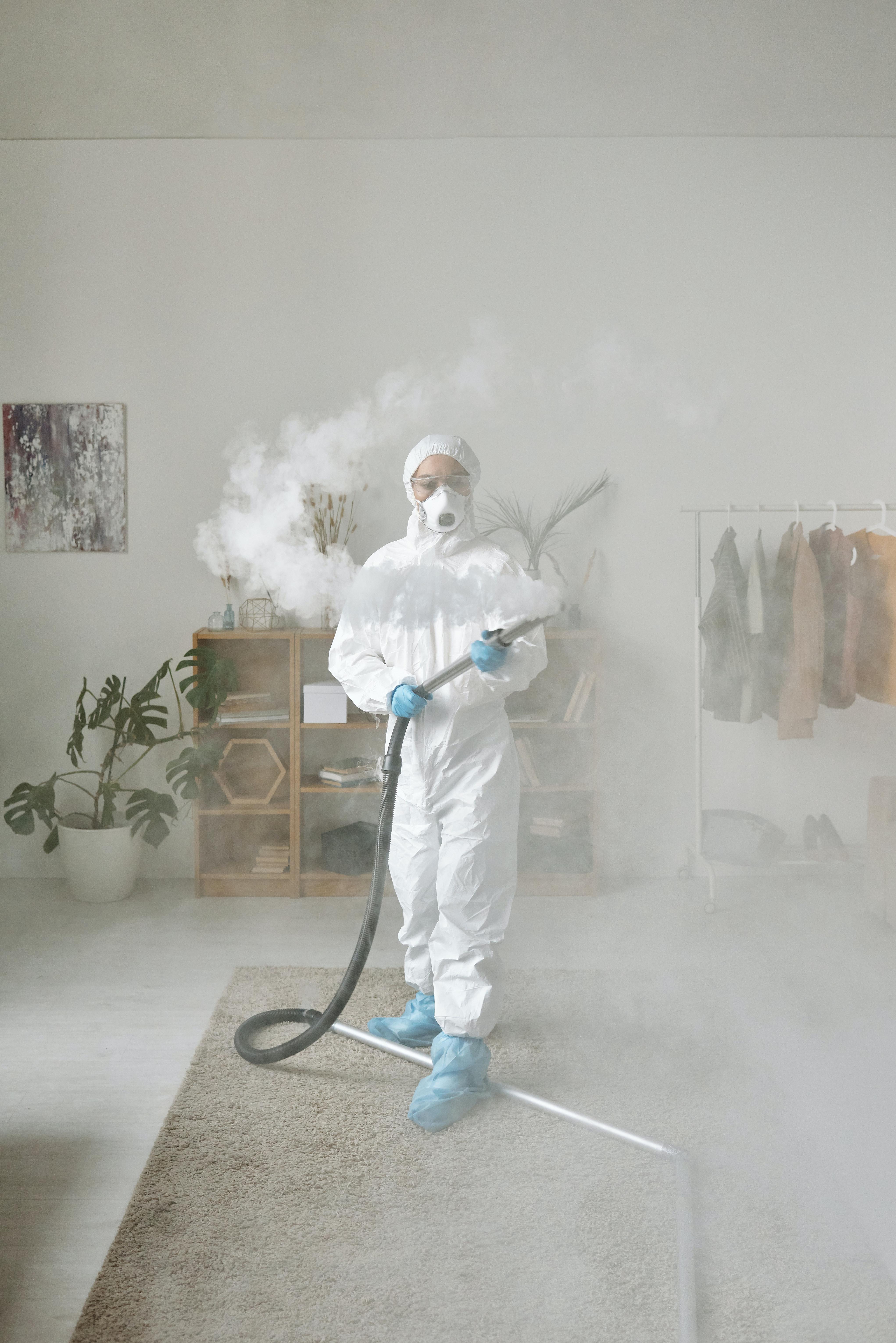 Home Sanitisation - 3BHK