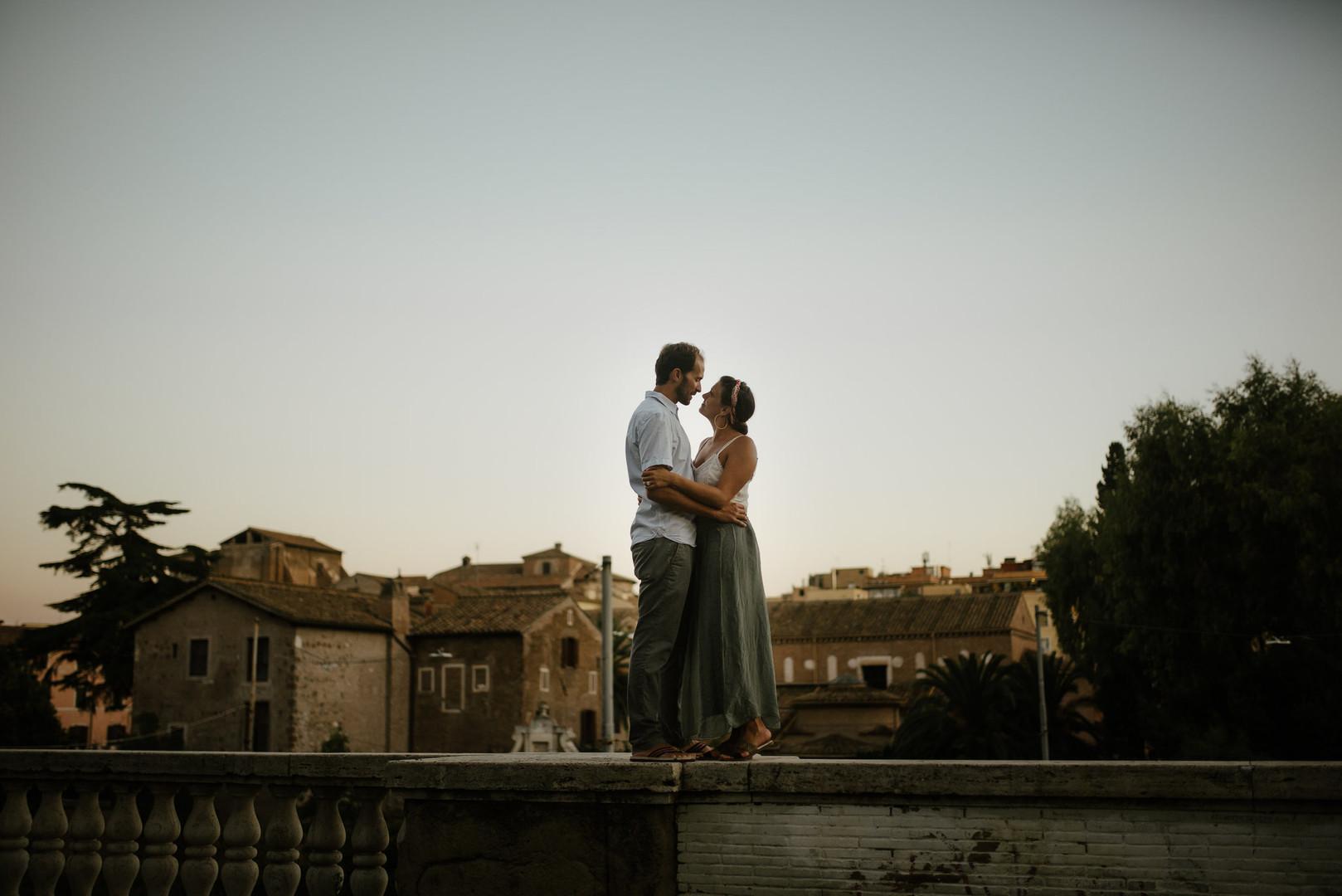 Adventure Engagement Photographer