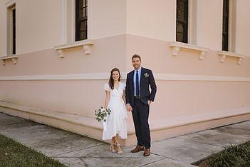 Sarasota Courthouse Elopement Photographer