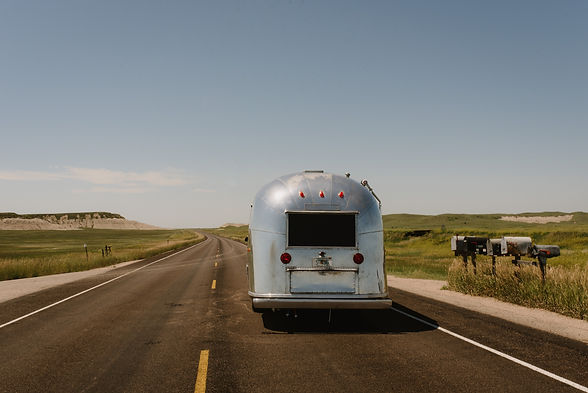 Badlands National Park Airstream Travels