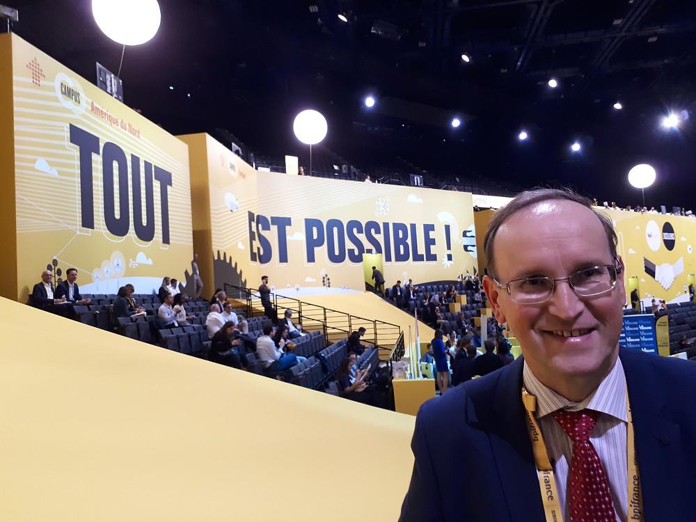 Yves De La Porte - Digireant de Citad'Ailes
