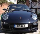 porsche body repair in wirral