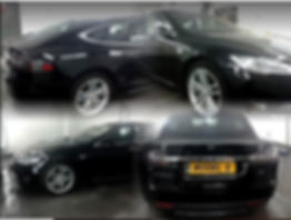 Prestige car spraying in wirral