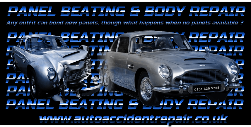 RECOMMENDED CAR BODY REPAIR IN WIRRAL