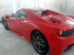 ferrari quality body repair wirral