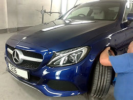 mercedes crash repair wirral