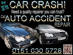 wirrals number one car crash repair.