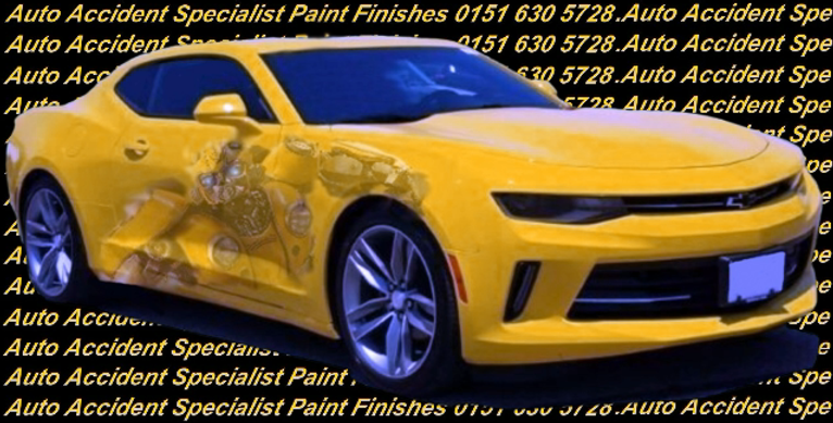 Sprcialist car paint work in wirral