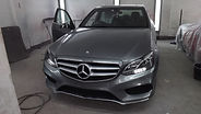 mercedes paint work in wirral