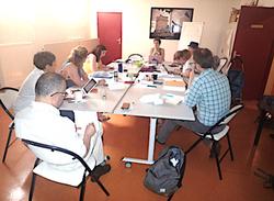 ateliers à la MDA de Vincennes