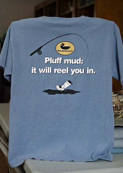 Winyah Bay Heritage Festival Kids Short sleeve T-shirt, Blue