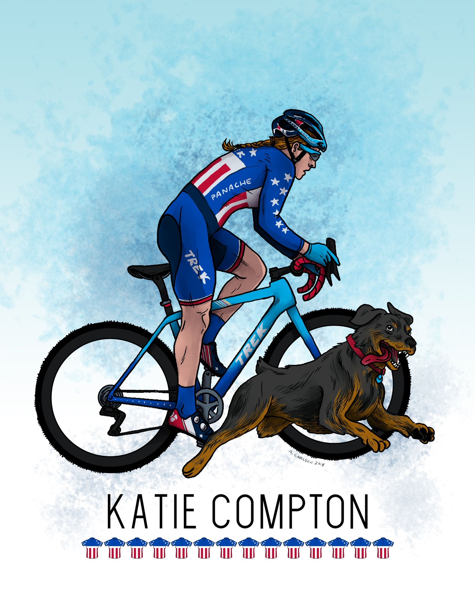 Katie and Pixie by Alex Carlson