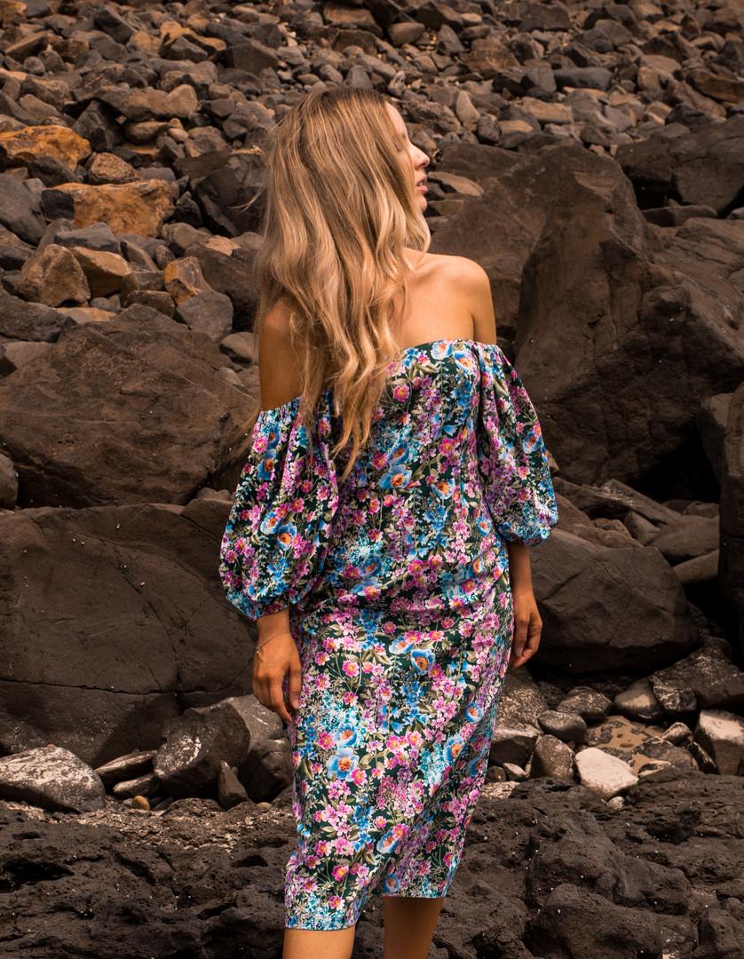 495KA022- SALLY DRESS