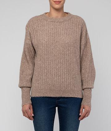 Luxury Rib Pullover