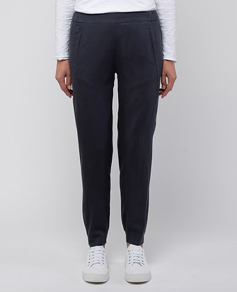 Angled Seam Pant With Cuff