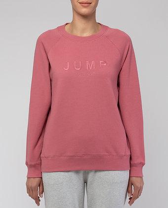 JUMP Logo Sweat Top