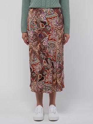 Marrakesh Print Skirt