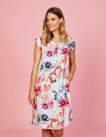 Jump Floral Dress