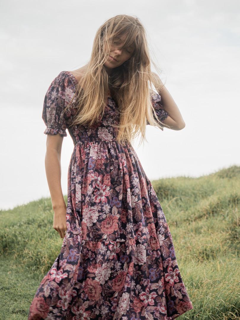 495KA010- KYLIE DRESS