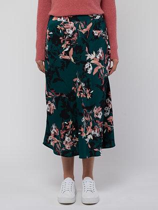 Winter Leaf Skirt