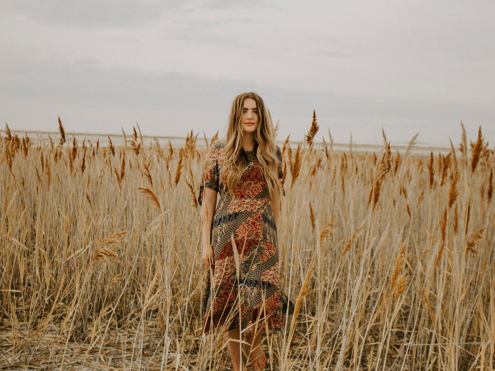 Kachel Billie Midi Dress