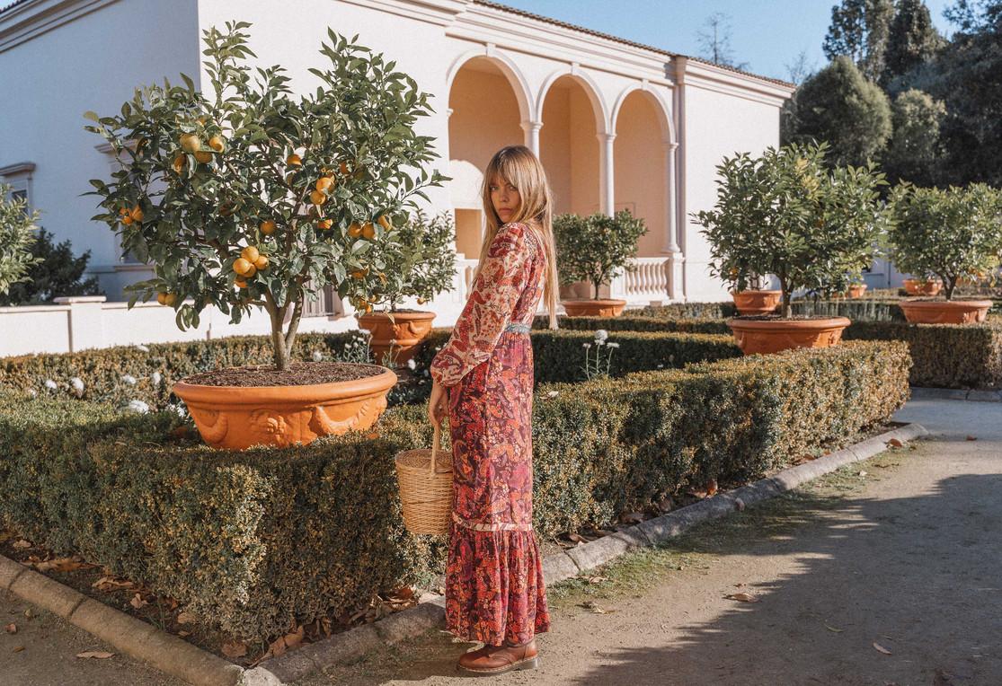 Kachel Maxi Dress