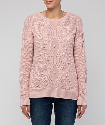 Organic Bobble Pullover