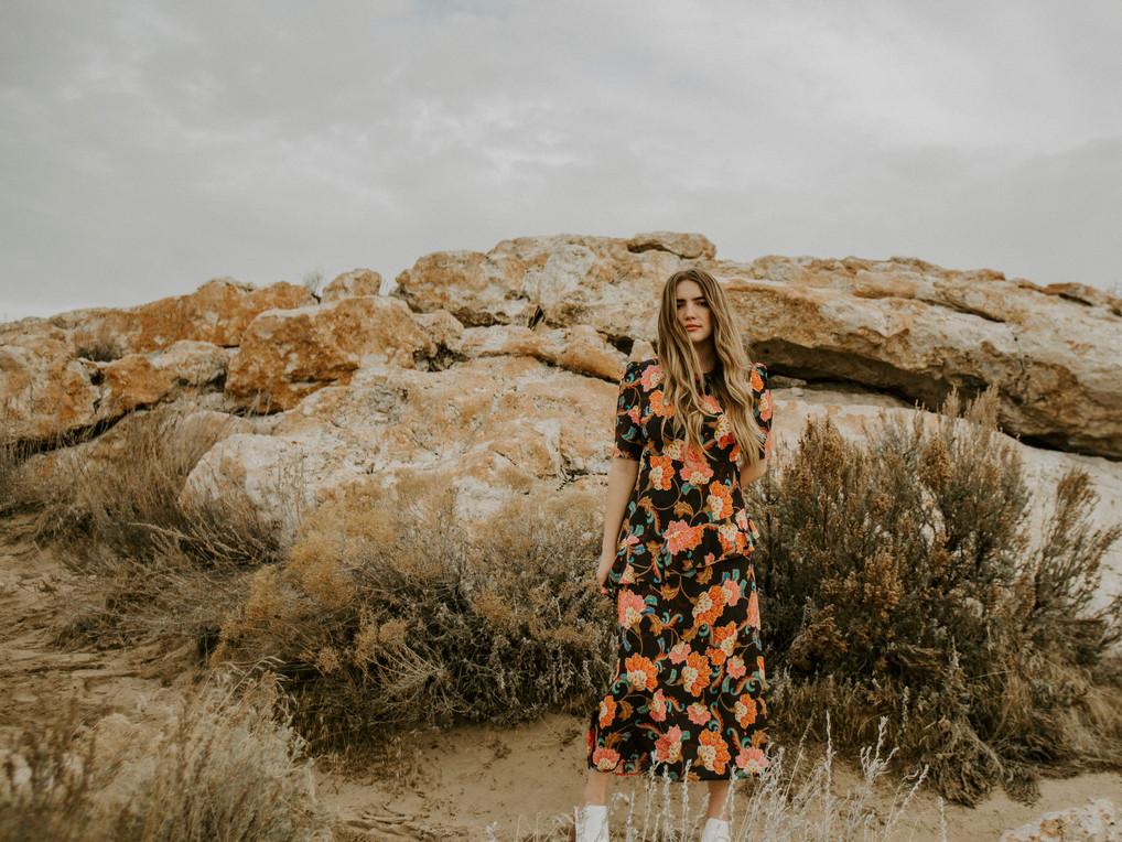 Kachel Estelle Dress