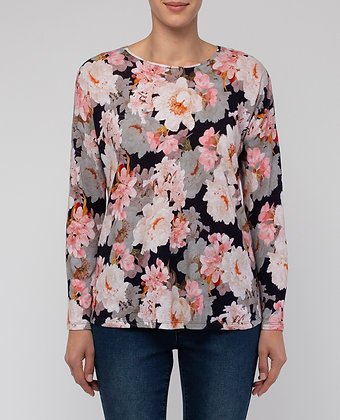 Pink Blossom Top