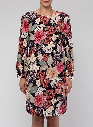 Winter Bloom Dress