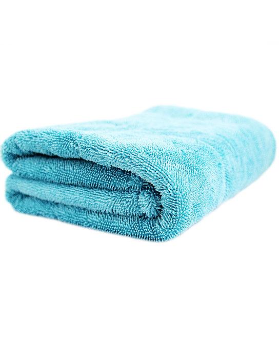 Wizard of Gloss Blue Marlin Edgeless Drying Towel Trockentuch 1500GSM 80x50cm