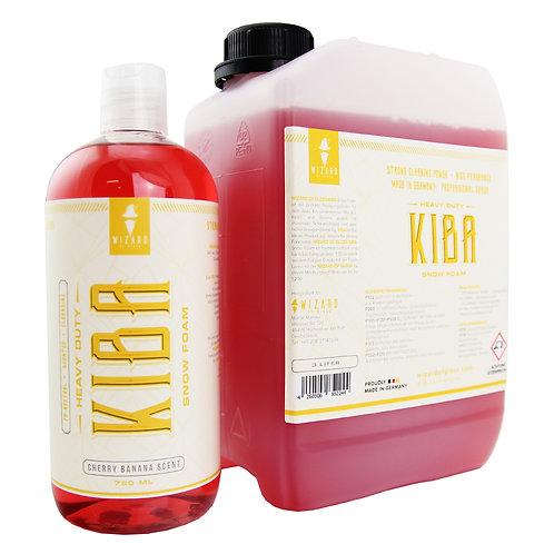 Wizard of Gloss Kiba Snow Foam Shampoo