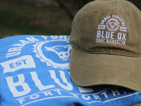 Support Blue Ox, Win Free Stuff
