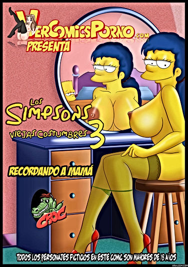 The Simpsons Old Habits 3
