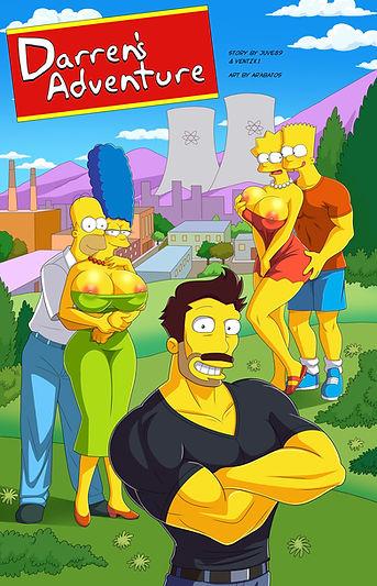 Darren's Adventure or Welcome To Springfield