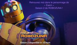robozuna VOIX DE EATCH
