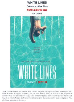 Série White Lines