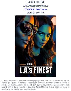 LA's Finest - Los Angeles Bad Girls