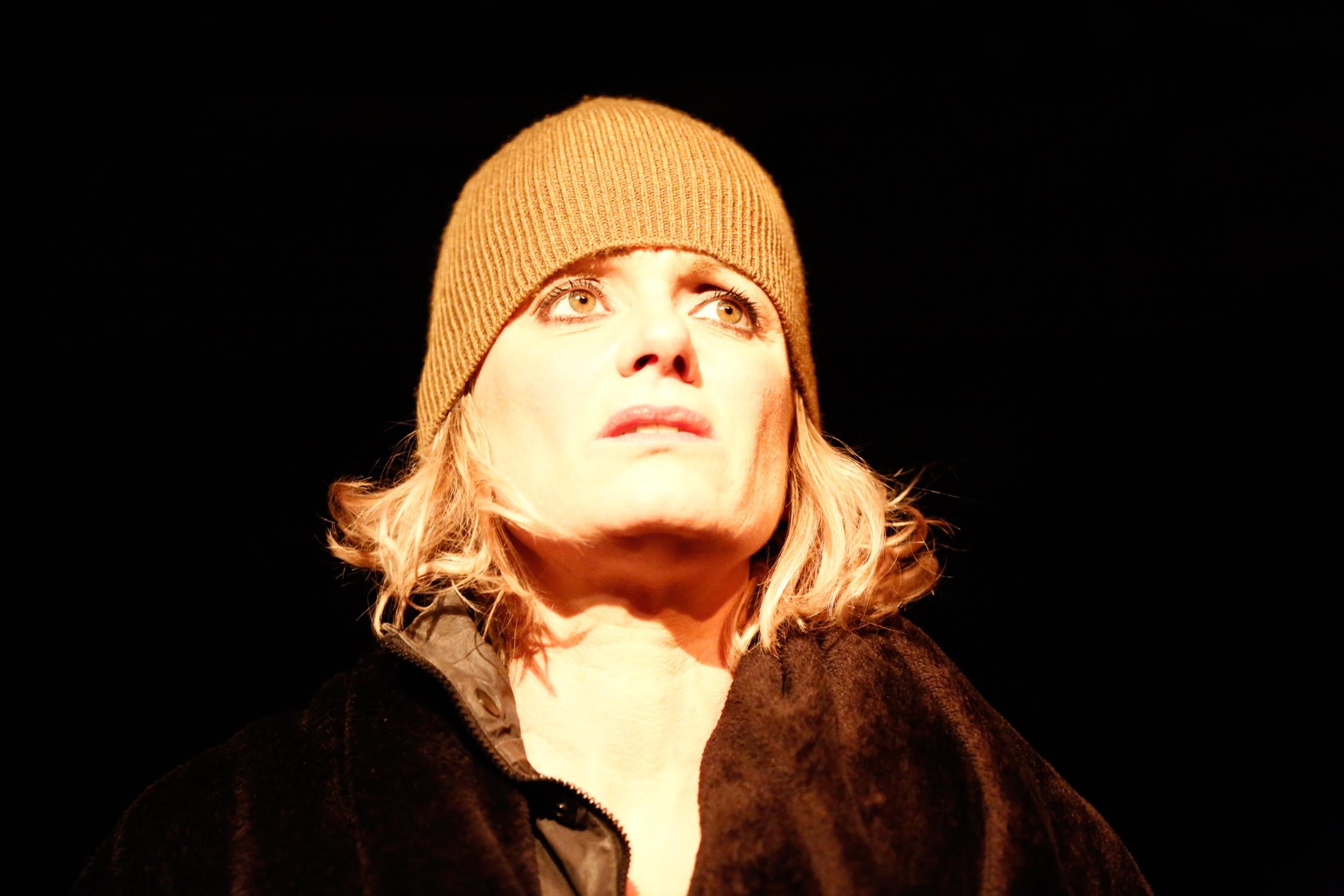 Virginie Kartner sur scène