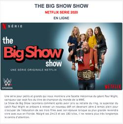 THE BIG BIG SHOW