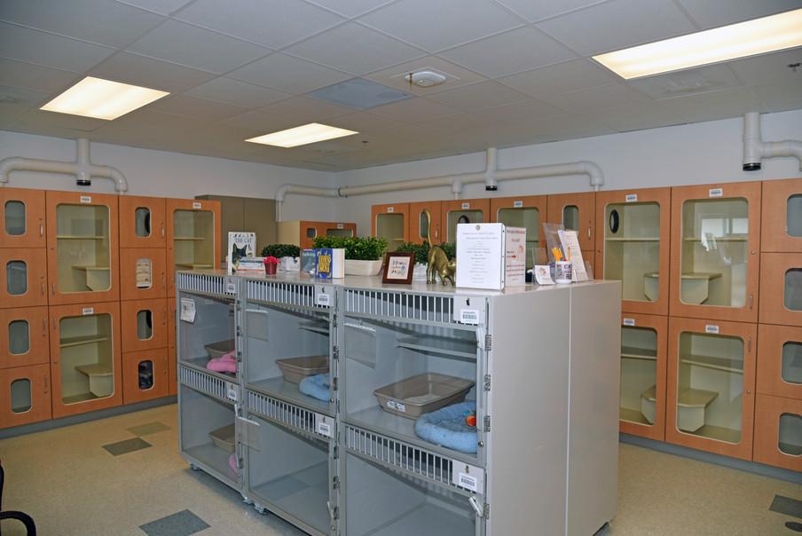 Animal Care Building