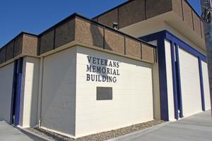 Rio Vista Veterans Memorial Building