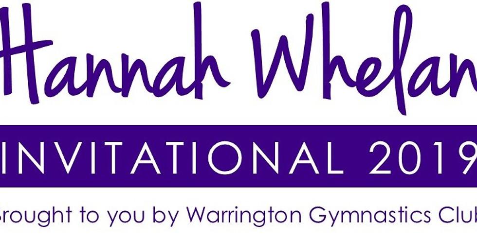 Hannah Whelan Invitational 2019