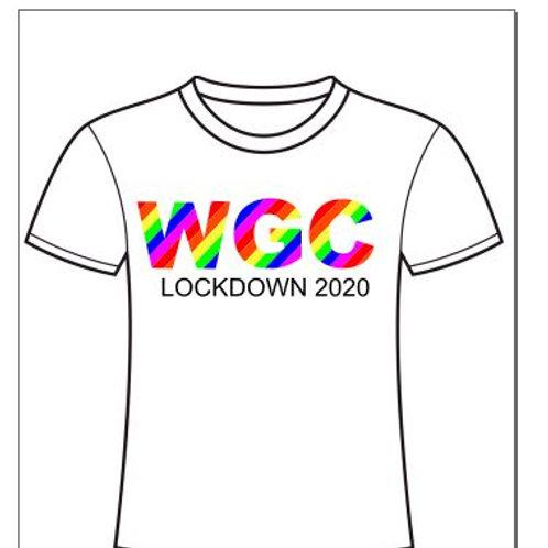 WGC Lockdown 2020 T Shirt -Adult