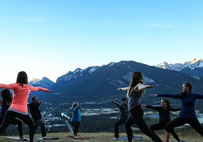 yoga_norquay_green_spot_banff_yoga_festi