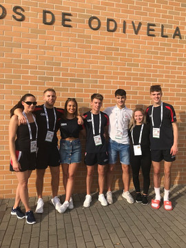 Saltire GB Gymnasts and Coach 2018.jpg