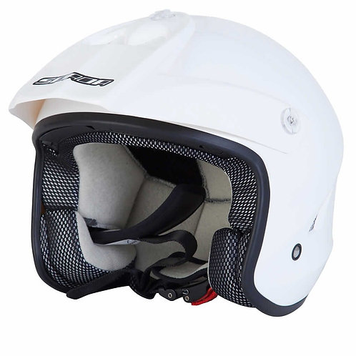 Spada Helmet Edge Trials White